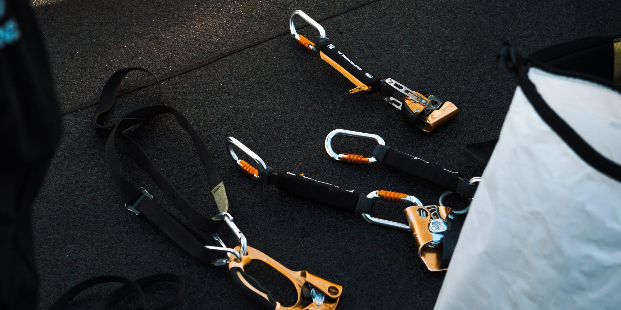 Fallskyddsutrustning